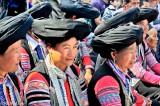 China,Festival,Turban,Yi,Yunnan