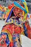 China,Festival,Mask,Sichuan,Tibetan