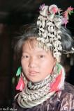 China,Earring,Guizhou,Hair Piece,Miao,Necklace,Wedding