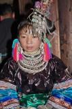 Bracelet,China,Earring,Guizhou,Hair,Hair Piece,Miao,Necklace,Wedding