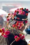 China,Hani,Hat,Yunnan