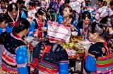 China,Eating,Hat,Housewarming,Jinuo,Yunnan