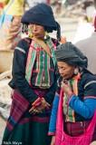 Bulang,China,Earring,Turban,Yunnan