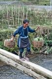 Apron,China,Dong,Guizhou,Leggings,Shoulder Pole,Water Melon