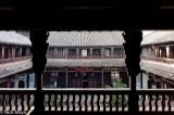 Balcony,China,Courtyard,Residence,Roof,Yunnan