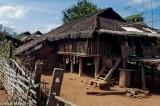 Balcony,Burma,Residence,Shan State,Stairway