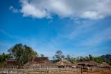 Burma,Residence,Shan State,Thatch,Village