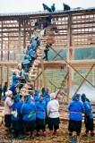 China,Construction,Guizhou,Leggings,Miao