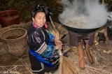 China,Cooking,Guizhou,Miao,Necklace,Wok