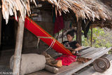 Adi, Arunachal Pradesh, Back Loom, India, Weaving