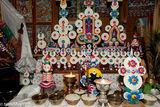 Arunachal Pradesh, Butter Sculpture, India, Shrine