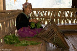 Arunachal Pradesh, India, Tagin, Wicker Basket