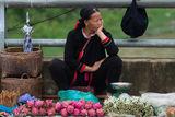 Basket, Cao Bang, Market, San Chay, Scales, Selling, Vietnam