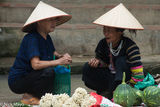Cao Bang, Market, Vietnam, Yi