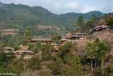 Arunachal Pradesh, India, Thatch
