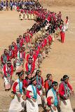 Procession At Boori Boot Festival