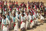 Group Dance At Boori Boot Festival