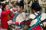 Arunachal Pradesh, Beer, Drinking, Festival, India, Nyishi