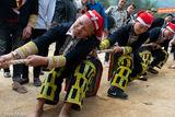 Festival, Lao Cai, Tug Of War, Vietnam, Yao