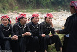 Festival, Lao Cai, Vietnam, Zhuang