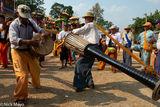 Burma, Drum, Shan, Shan State, Shinbyu
