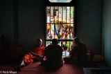 Burma, Monk, Procession, Shan, Shan State, Shinbyu