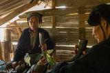 Shamans Drinking From Buffalo Horns