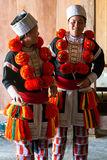 Beautifully Dressed Dao Women