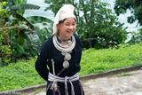 Smiling Dao Tien Girl