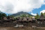 Luba Village Below Mt. Inierie