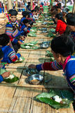 Burma, Eating, Festival, Lisu, Mandalay Division