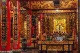 Shizhou Taoist Temple Shrine