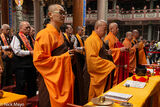 Chanting At Guanyin Temple