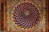 Zhulinshan Guanyin Temple Ceiling