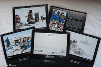 2015 Calendar : Malitsa - With The Nenets On The Yamal Peninsula