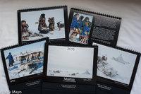 2015 Calendar : Malitsa - With The Nenets On The Yamal Peninsula
