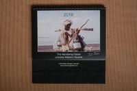 2016 Calendar : The Wandering Rabari of India's Western Deserts