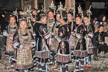 China,Dong,Festival,Guizhou