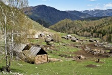 Cabin,China,Pen,Xinjiang