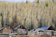 Cabin,China,Xinjiang