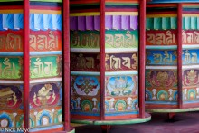 China,Prayer Wheel,Sichuan