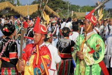 Burma,Festival,Jingpo,Kachin State
