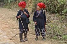 China,Hat,Yao,Yunnan
