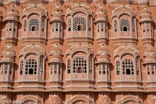 Magnificent Facade Of Hawa Mahal