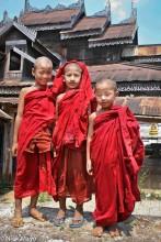 Burma,Monk,Shan State