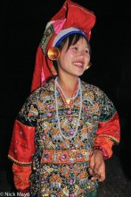 Burma,Earring,Festival,Palaung,Shan State,Turban