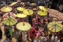 Burma,Procession,Shan,Shan State,Umbrella