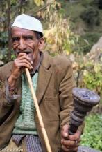 India,Pipe,Smoking,Uttarakhand