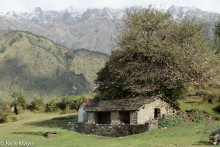 Barn,India,Uttarakhand