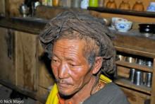 Dolpo,Dolpo-pa,Hair,Nepal